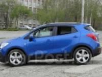 Ветровик на дверь. Opel Mokka Двигатели: A14NET, A18XER, A17DTS