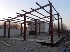 Строительная бригада выполнит все виды сварочных и строительных работ