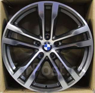 BMW. 10.0x20, 5x120.00, ET40, ЦО 74,1мм.