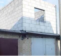 Строительство вторых этажей на капитальных гаражах!