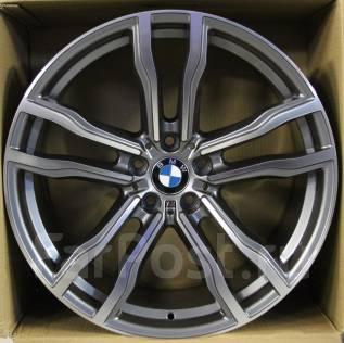 BMW. 10.5/11.5x21, 5x120.00, ET45/35, ЦО 74,1мм.