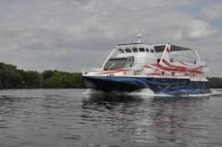 Моторная яхта катамаран продается. Год: 2015 год, длина 19,80м., двигатель стационарный, 298,00л.с., дизель