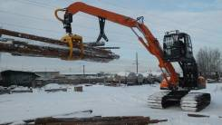 Эксмаш E200C. Продается перегружатель леса, 4 100 куб. см., 2 000 кг., 21 900,00кг. Под заказ