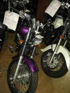 Honda Shadow. 400 куб. см., исправен, птс, без пробега