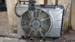 Вентилятор охлаждения радиатора. Toyota Vitz, KSP90, SCP90