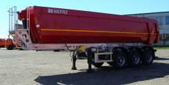 Нефаз. Самосвальный полуприцеп , 30 000 кг.