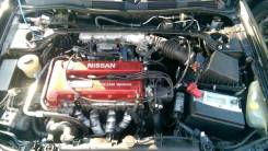 Двигатель. Nissan: Primera Camino, Bluebird, Primera, AD, Wingroad Двигатель SR20VE