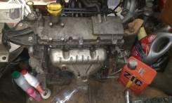 Двигатель в сборе. Renault Logan, LS1Y, LS0H, LS0G/LS12 Двигатели: K4M, K7M, K7J