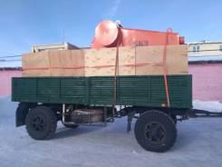 Камаз 43118 Сайгак. Продам прицеп односкатный, 12 000 кг.