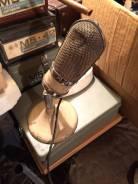 Микрофон ленточный Октава МЛ-16 1968 года выпуска. Оригинал