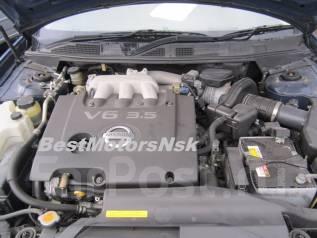 Патрубок радиатора. Nissan Teana, PJ31, J31 Двигатели: VQ35DE, VQ23DE