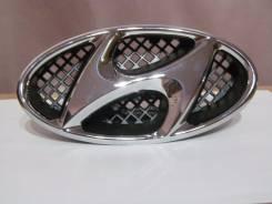 Эмблема решетки. Hyundai Santa Fe