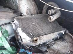 Радиатор охлаждения двигателя. ГАЗ 24 Волга, 2410