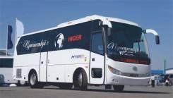 Higer. Междугородний автобус 6928, 6 700 куб. см., 35 мест