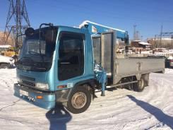 Isuzu Forward. Продам кран-борт , 7 200 куб. см., 5 000 кг.
