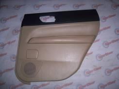 Обшивка двери. Subaru Forester, SG5 Двигатели: FB25, EJ203, EJ25, EJ205, EJ255