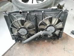 Радиатор охлаждения двигателя. Honda Accord, CU2, CU1 Двигатели: R20A3, K24Z3, K24A, R20A