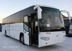 Higer. Междугородние автобусы 6119TQ 55 мест, 8 000 куб. см., 55 мест