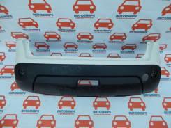 Бампер. Nissan Qashqai, J10 Двигатели: MR20DE, HR16DE, M9R, K9K, R9M