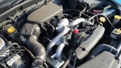 Двигатель в сборе. Subaru Impreza, GH2 Двигатель EL15