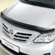 Дефлектор капота. Toyota Corolla