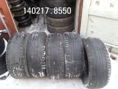 Dunlop Grandtrek AT22. Всесезонные, 2010 год, износ: 50%, 5 шт