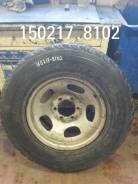 Dunlop Grandtrek AT2. Всесезонные, 2005 год, износ: 60%, 1 шт