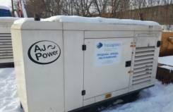 AJ power, 2012. Дизель генератор AJ Power 100кВТ год 2012, наработки 3000 и 4000м. ч. В
