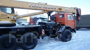 Галичанин КС-55713-5. Продам Камаз , 11 400 куб. см., 25 000 кг., 21 м.