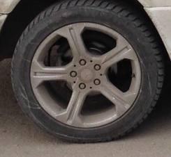 Mercedes. 8.5x17, 5x112.00, ЦО 66,6мм.