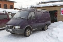 ГАЗ Газель. Продается Газель фургон, грузопассажирская, 2 300 куб. см., 5 мест