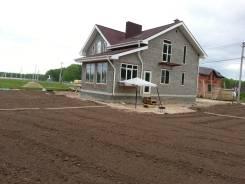Строительство домов из отсевоблока в Хабаровске. Проект дома в подарок