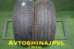 Michelin Primacy HP. Летние, 2009 год, износ: 20%, 2 шт