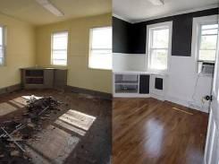 Комплексный ремонт квартир, офисов.