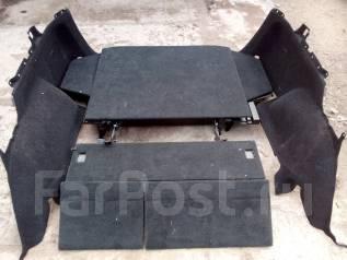 Обшивка багажника. Nissan Stagea, HM35, PNM35, PM35, NM35, M35 Двигатели: VQ30DD, VQ25DD, VQ35DE, VQ25DET