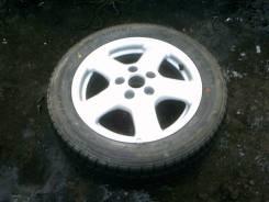 Запасное колесо R16 Toyota. 6.5x16 5x114.30 ET50