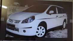 Mazda Familia. автомат, 4wd, 1.6, бензин, 112 тыс. км