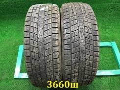 Dunlop Winter Maxx SJ8. Зимние, без шипов, 2014 год, износ: 20%, 2 шт