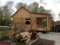Строим дома, бани, дачные домики, беседки из бруса!