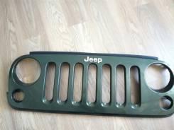 Бампер. Jeep Wrangler