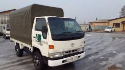 Toyota Hiace. Односкатник Дизель 4WD, 2 800 куб. см., 1 500 кг.