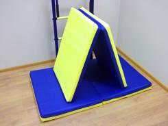 Мат гимнастический 1,6 х 0,7 х 0,08 м. Складной