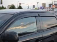 Ветровик на дверь. Mitsubishi ASX