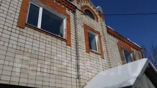 Продам коттедж. Улица Земляничная 9, р-н Железнодорожный, площадь дома 330 кв.м., скважина, электричество 15 кВт, отопление электрическое, от агентст...