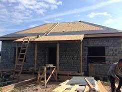 Строительство домов из отсево блоков. проект в подарок