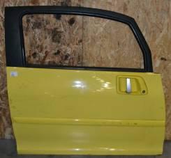 Дверь сдвижная. Peugeot 1007