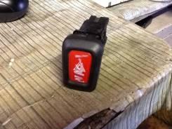 Кнопка включения аварийной сигнализации. Nissan Almera, N16