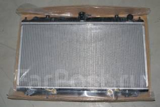 Радиатор охлаждения двигателя. Nissan: Primera Camino, Bluebird, Sunny, Primera, AD, Wingroad Двигатели: SR20VE, SR18DE, SR20DE, SR18DI, YD22DD