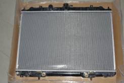 Радиатор охлаждения двигателя. Nissan X-Trail, PNT30, T30, NT30 Nissan Liberty, RNM12, PNM12, RM12, PM12 Двигатели: QR20DE, QR25DE