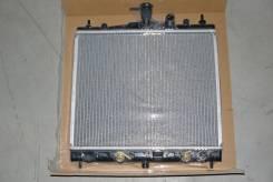 Радиатор охлаждения двигателя. Nissan: Cube, Micra, March, Note, Micra C+C Двигатели: CR14DE, HR16DE, CG12DE, CGA3DE, CG10DE, CR12DE, CR10DE, HR15DE